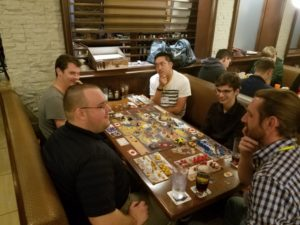 Beer & Boardgames near Montford